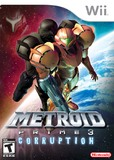 Metroid Prime 3: Corruption (Nintendo Wii)